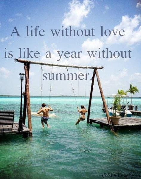Summer Love Quotes And Sayings Quotesgram