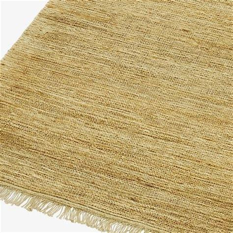 tapis en chanvre naturel tapis sumace naturel 80 massimo 2