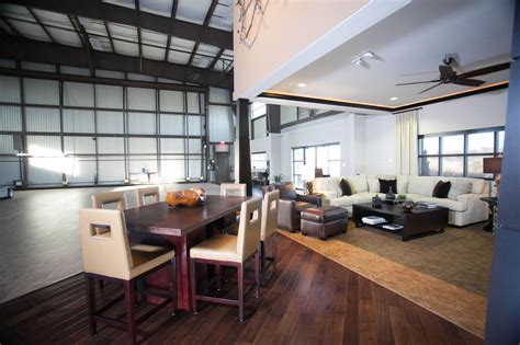 hangar home  pinterest homes  sales airplane  loft