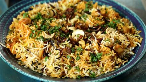 kerala biryani recipe vegetarian maincourse recipe