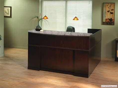 reception traditional wood office furniture executive