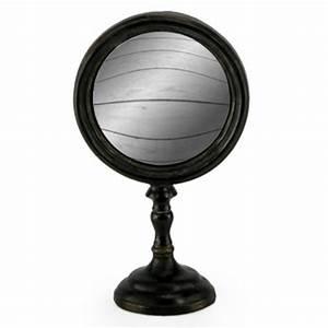 Petit Miroir Sur Pied : miroir convex sur pied petit mod le sur moinat sa antiquit s d coration ~ Teatrodelosmanantiales.com Idées de Décoration