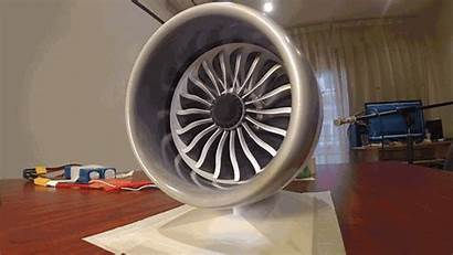 Jet Engine 3d Printed Boeing Turbofan Ge