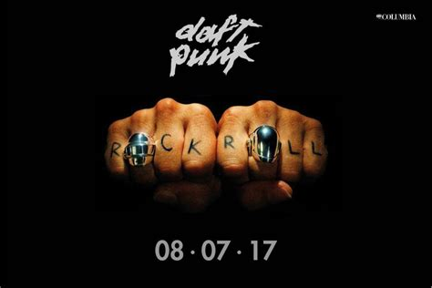 daft punk shows daft punk have announced a full 25 date live tour news