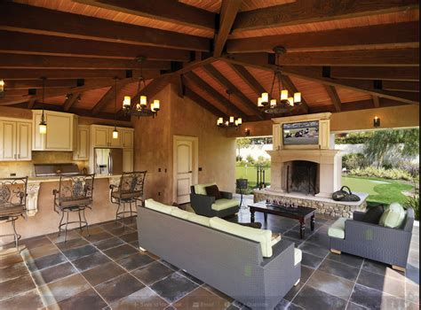 Inside Outside Living Room Ideas by A Look At Some Outdoor Kitchens From Houzz Homes Of