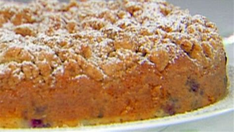 blueberry crumb cake food network