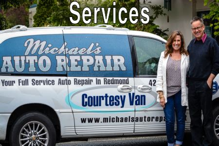 michaels auto repair redmond wa
