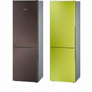 Réfrigérateur De Couleur : r frig rateur cong lateur bosch en couleur cmc ~ Premium-room.com Idées de Décoration
