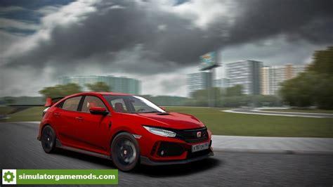 Honda Civic Type R 2018 Car Mod