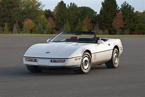 1985 C4 Chevrolet Corvette  Specifications  Vin   U0026 Options