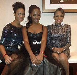 tika sumpter's mother janice acquista | Tika Sumpter ...
