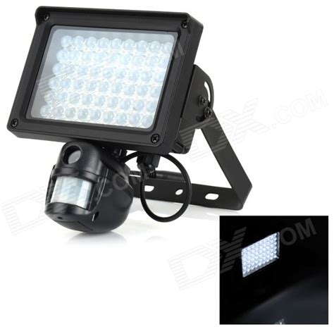 motion flood light with camera 420tvl auto flood light motion activated pir security
