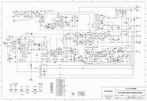 Eletr U00d4nica Do Papai Noel  Esquemas De Fonte De Computador