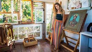 Artist in Residence: Take a Tour of Natalie Bessell's Sky