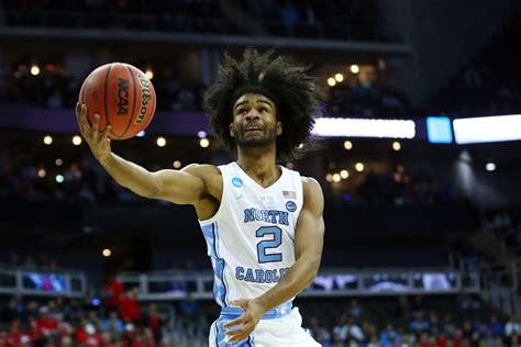major nba mock drafts project coby white   lottery