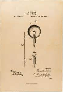 Who Invented The Davy Lamp by Thomas Edison Invention Light Bulb