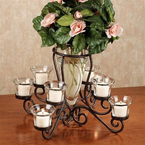 the appropriateness of dining room table centerpieces candle vase centerpiece table tealight flower holder