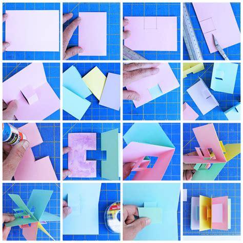 Book Art 3d Pop Up Book  Babble Dabble Do