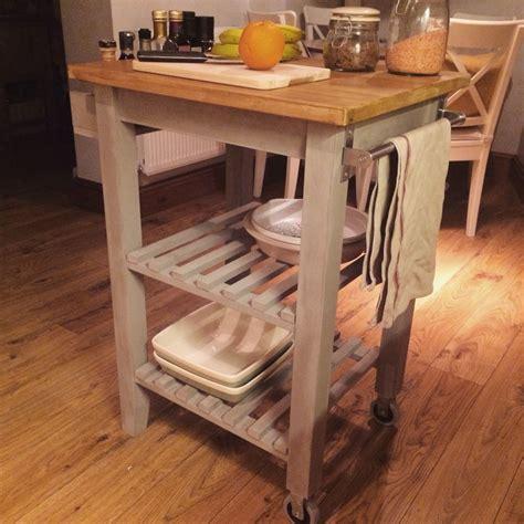 Ikea Bekvam Kitchen Island Cart by Bekvam Kitchen Cart Hack Something Like This Could Work