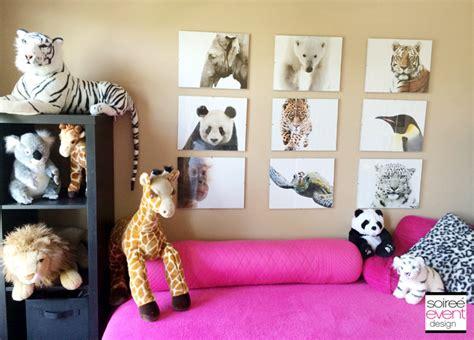 create  photo wall   calendar soiree event
