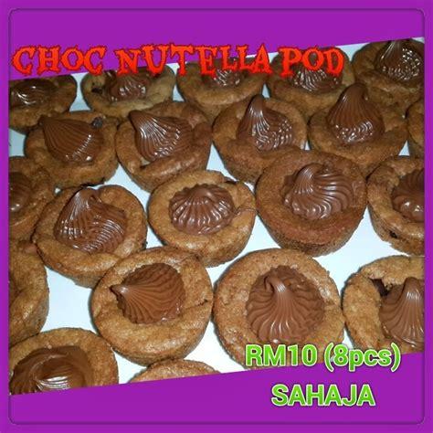 mamahousewifeshop choc nutella pod homemade