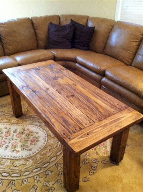 Looking for a coffee table that fits your style and your budget? 05 Best Farmhouse Coffee Tables Decorating Ideas | Diy farmhouse coffee table, Coffee table ...
