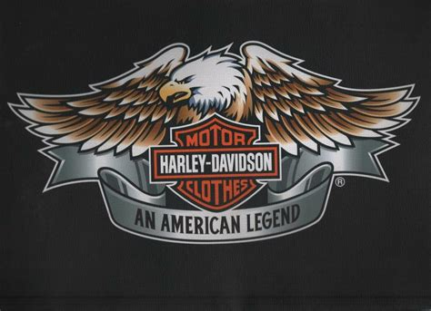 Harley Davidson Insignia by Harley Davidson Emblem From Of Interiors In Gold Hill