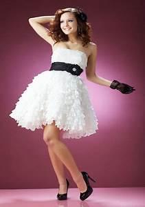Robe Mariée Courte Pas Cher : robe ange ~ Mglfilm.com Idées de Décoration