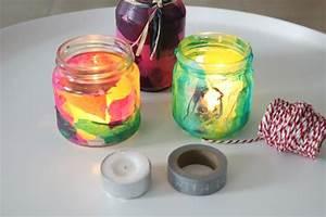 Teelichter Basteln Mit Kindern : windlichter basteln und auf gute gedanken kommen ~ Markanthonyermac.com Haus und Dekorationen