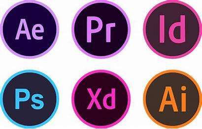 Photoshop Adobe Illustrator Icons Ps4 Premiere Xd