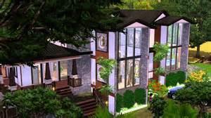 custom house blueprints the sims 3 house building asian dreams 67