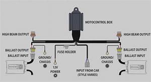 9007 Headlight Wiring Diagram