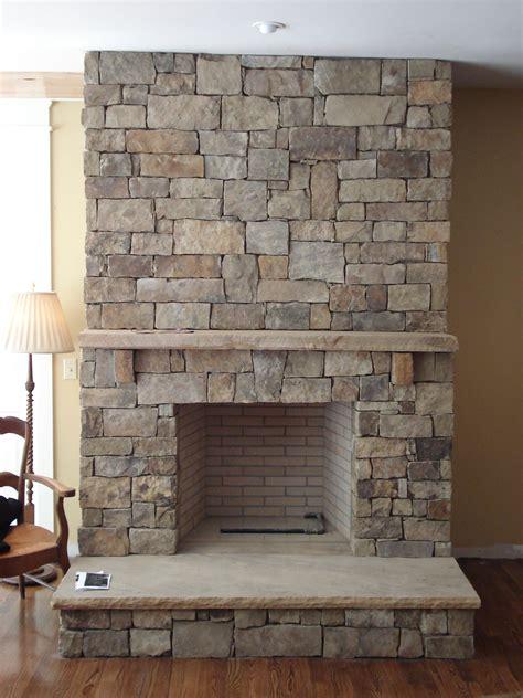 stack rock fireplace fireplaces naturalstonefx nativfx property
