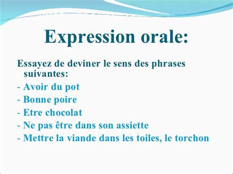 le cours interculturel la cuisine francophone