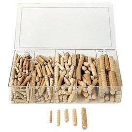 dowel pin assortment kit plastic box storage rockler