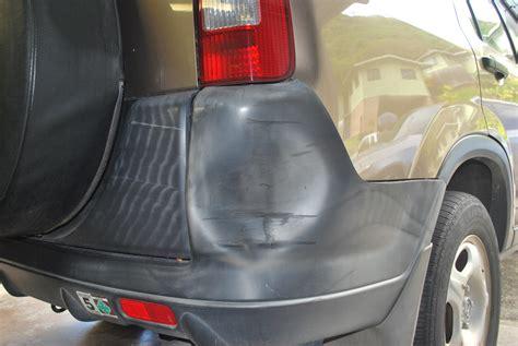 How To Repair Plastic Bumpers