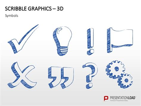 Scribble Graphics Toolbox For Powerpoint