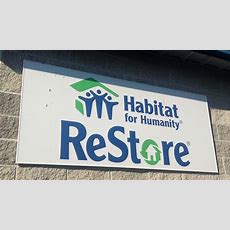 Habitat For Humanity Opens Restore Thrift Shop In Atwater