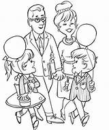 Coloring Pages Activities Grandparents Ace Printable Grandparent Holiday sketch template