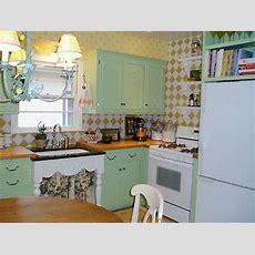 146 Best Images About Vintage Kitchen Ideas On Pinterest