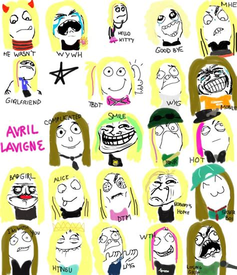 Avril Lavigne Meme - avril lavigne meme by baolavigne on deviantart
