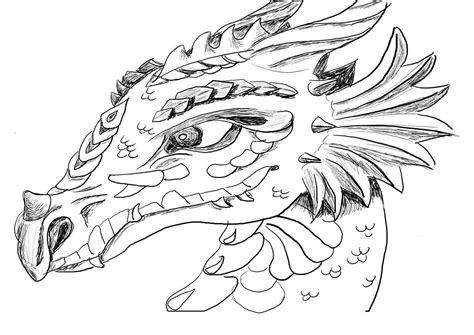 dragon coloring pages printable  coloring pages