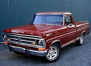 1971 Ford F100 Ranger Xlt  Found This Dealer Image Of An