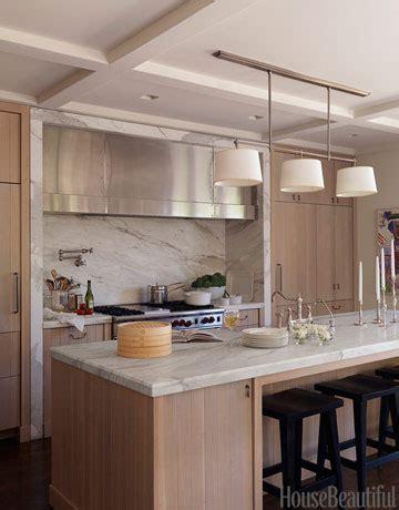 A Modern Oak Wood Kitchen In Los Angeles  Oak Wood