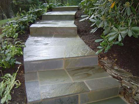 28 best flagstone sted concrete flagstone front step