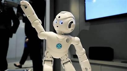 Robot Robots Lynx Biggest Humanoid Tech Dance
