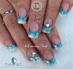 Luminous+Nails+&+Beauty,+Gold+Coast+QLD.+Beach+Ocean+Nails ...