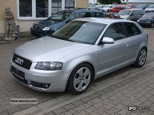 Audi A3 2004 : 2004 audi a3 1 9 tdi attraction klimatronic 4 car photo and specs ~ Gottalentnigeria.com Avis de Voitures