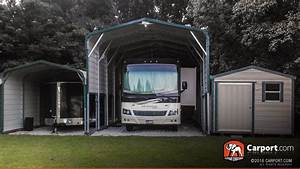 Carport Vor Garage : new economical rv carports and metal garage fabrication protect investments ~ Sanjose-hotels-ca.com Haus und Dekorationen