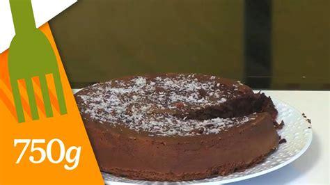 recette gateau chocolat coco sans gluten sans lactose